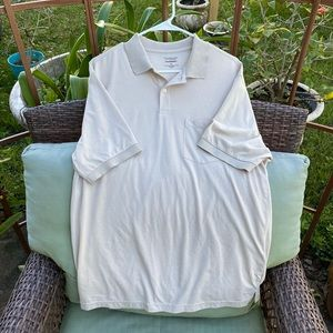 Roundtree & Yorke Supima Cotton Knit Shirt